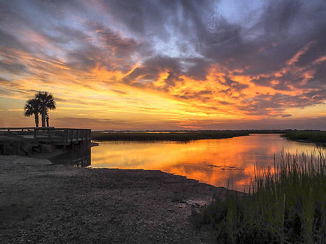 Terry Shoemaker - Murrells Inlet Sunrise