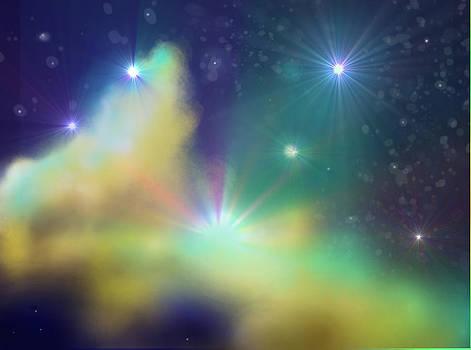 Nebula by Ricky Haug