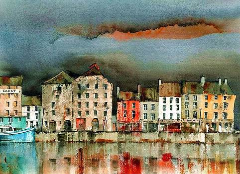 Val Byrne - New Ross Quays  Wexford
