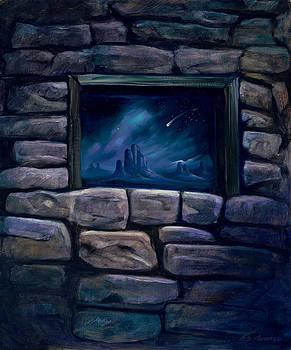 Night's Dream by Birgit Seeger-Brooks