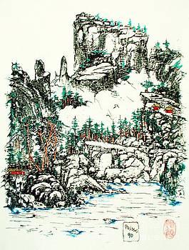 Roberto Prusso - Nikko Landscape