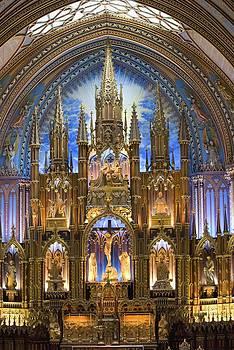 Veronica Vandenburg - Notre Dame Catholic Church