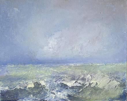 Oceanscape by Joe Leahy