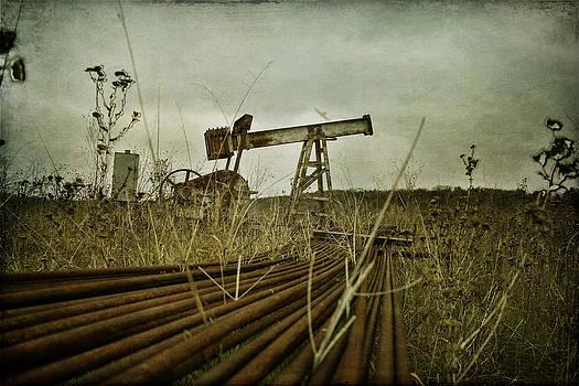 Oilfield by Elizabeth Whittington