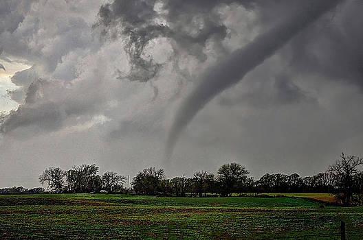 Oklahoma Swirl by Zach  Roberts