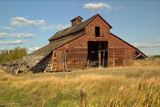 Marv Russell - Old Barn 2