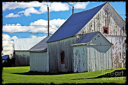 Sophie Vigneault - Old Barn