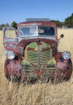 Sophie Vigneault - Old Car