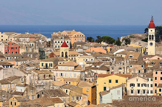 George Atsametakis - Old city of Corfu