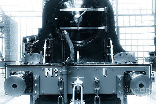 Peter Noyce - Old steam engines
