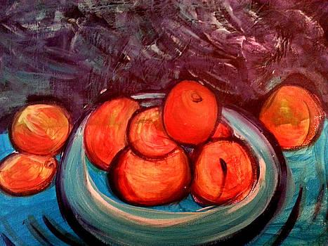 Nikki Dalton - Oranges