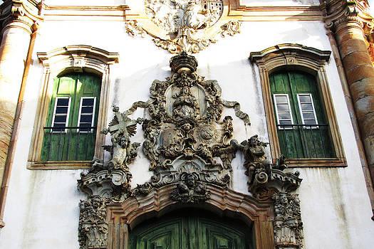 Ouro Preto by Clauser Oliboni