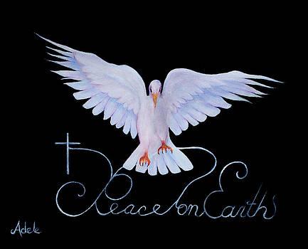 Peace on Earth by Adele Moscaritolo