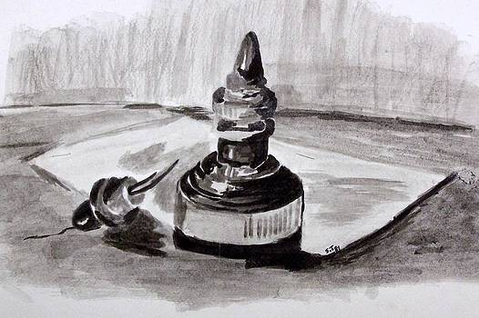 Pen and Ink by Susan Turner Soulis