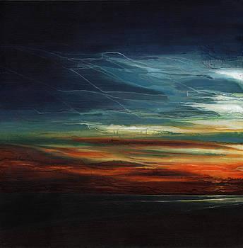 Pensacola Sunset by Urszula Dudek