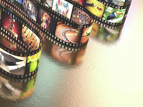 Photographic Film by Ktsdesign