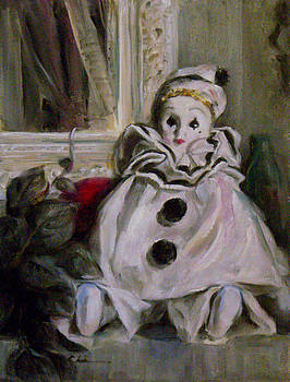 Pierrot by Chisho Maas