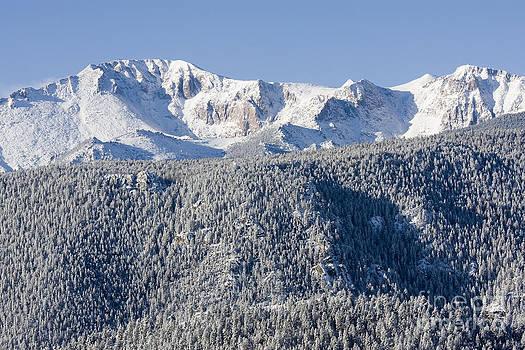 Steve Krull - Pikes Peak Snow