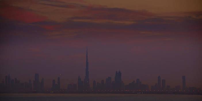 Pink City by Farah Faizal