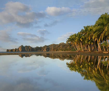Playa Carillo in Costa Rica by Tim Fitzharris