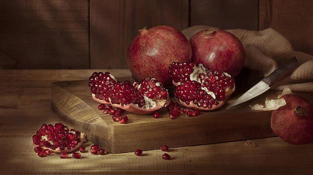 David Thompson - Pomegranate