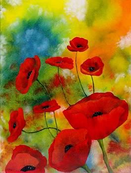 Poppies by Carol Avants