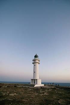 Nano Calvo - Popular Lighthouse In Es Cap De