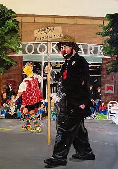 Portland Jr. Parade  by Lynette Berry