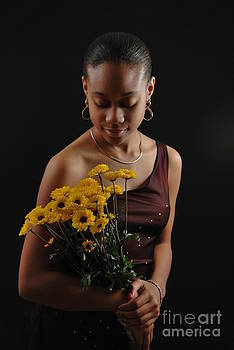 Portrait by Floyd Menezes by Floyd Menezes