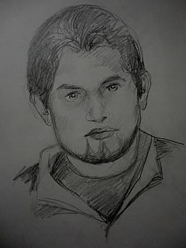 Portrait by Hihani Gautam