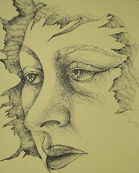 Portrait by Moshfegh Rakhsha