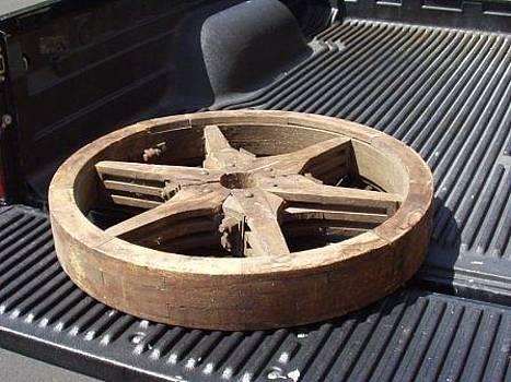 Power Wheel by John Pavon