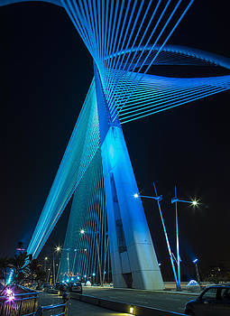 Putrajaya Bridge by Mario Legaspi