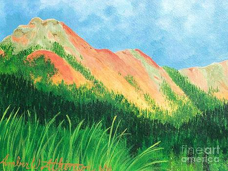 Red Mountain Pass by Amber Whiting Bradley