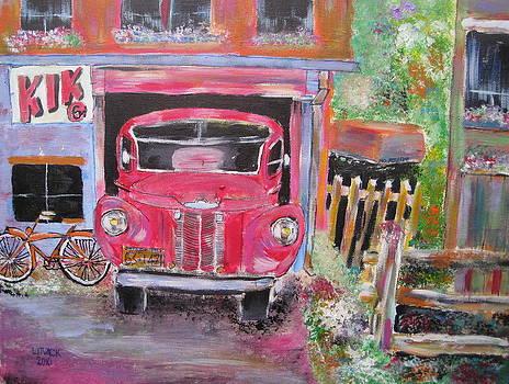 Relic in Lachine by Michael Litvack