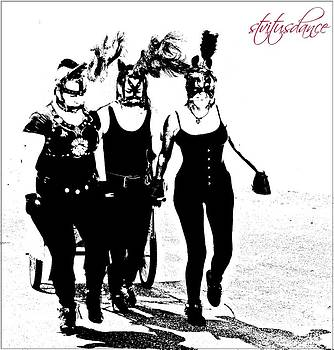 Resevoir Dogs by Art by Dance