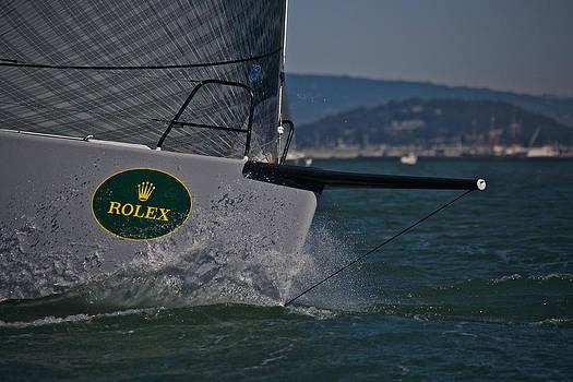 Steven Lapkin - Rolex San Francisco