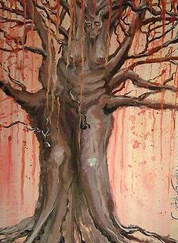 Rooted Up by Cristina Alexander