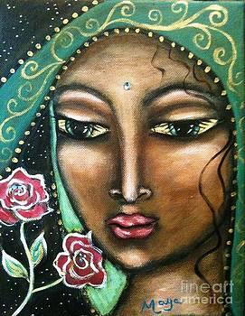 Rose Madonna by Maya Telford