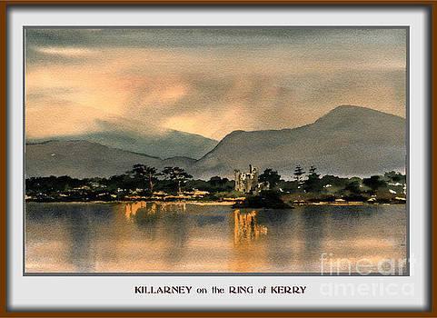 Val Byrne - Ross Castle  Killarney
