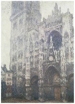 Claude Monet - Rouen Cathedral