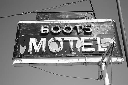 Frank Romeo - Route 66 - Boots Motel