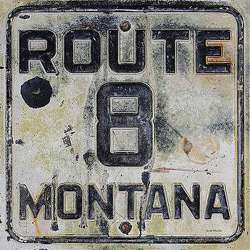Scott Wheeler - Route 8 Montana