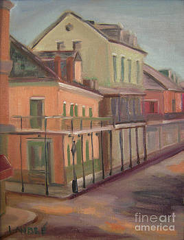 Royal Street II by Lilibeth Andre