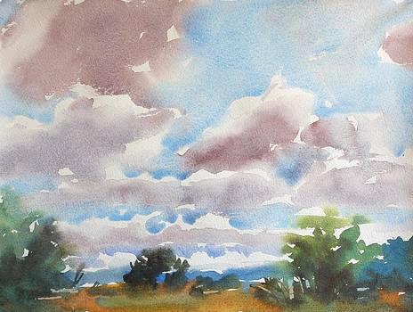 Ruisdael Sky by Owen Hunt