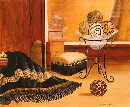 Safari Decor by Jeanene Stein