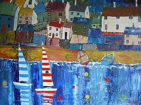 Sail Away by Trudy Kepke