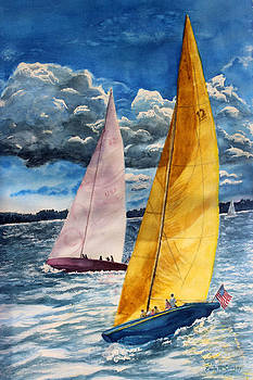 Sailors Delight  by Enola McClincey