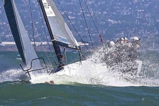 Steven Lapkin - San Francisco Bay Sailing