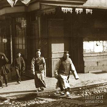 California Views Mr Pat Hathaway Archives - San Francisco Chinatown circa 1900